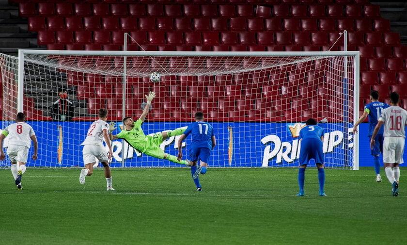 Iσπανία - Ελλάδα 1-1: Gracias amigo (highlights)