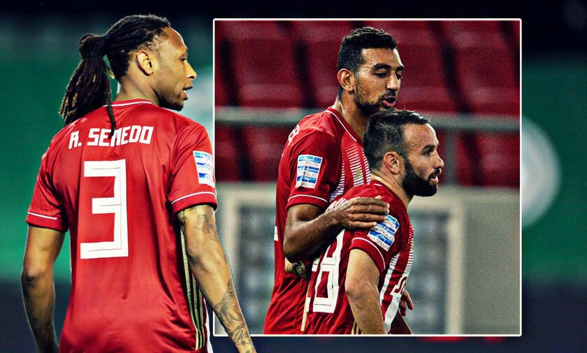 Ολυμπιακός: Ολοταχώς για ΑΕΚ οι Σεμέδο, Βαλμπουενά, Χασάν!