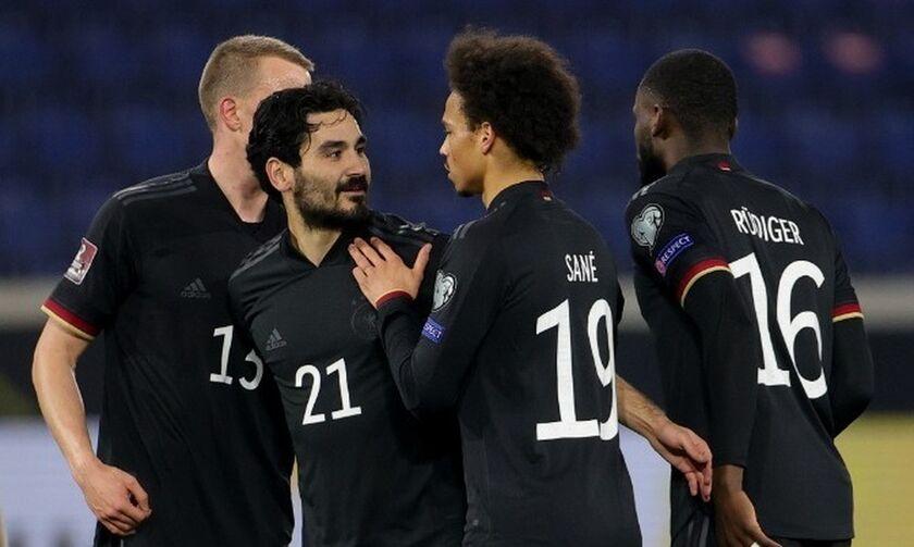 Γερμανία: Ρεκόρ με 17 σερί νίκες