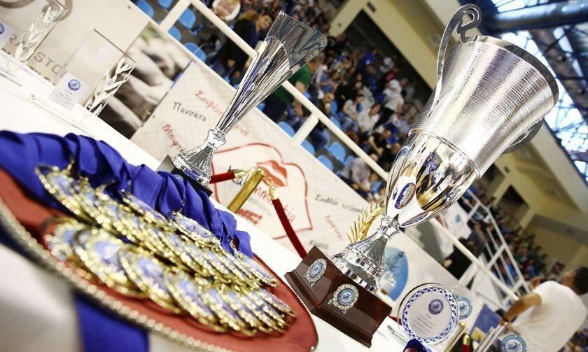 LIVE: Η κλήρωση του Κυπέλλου Βόλεϊ Γυναικών