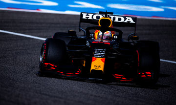 Grand Prix Μπαχρέιν: Ταχύτερος ο Φερστάπεν σε FP1 και FP2 (vid)