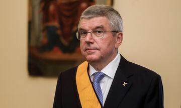 Μπαχ: Έρχεται στην Αθήνα ο πρόεδρος της ΔΟΕ