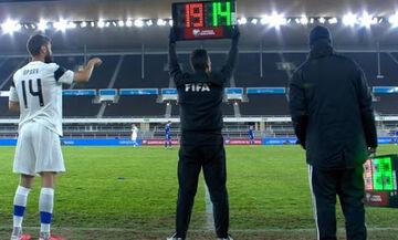 ΑΕΛ: Χτύπησε ο Σπαρβ με την Εθνική Φινλανδίας και θα υποβληθεί σ' επέμβαση...