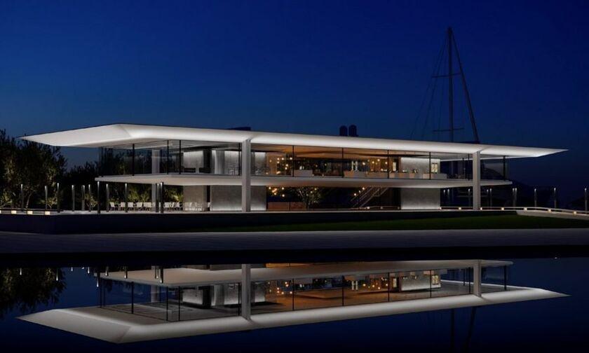 Ελληνικό: Το πρώτο κτίριο της επένδυσης - Hellinikon Sales Center