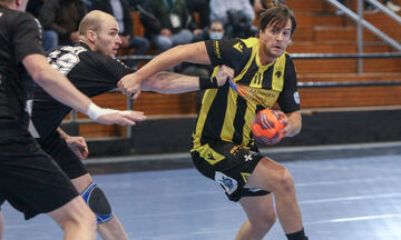 ΑΕΚ - Νέβα 29-27: Προκρίθηκε στους «4» του EHF European Cup