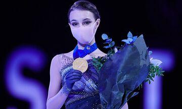 Παγκόσμιο Πρωτάθλημα Καλλιτεχνικού Πατινάζ: Χρυσή η 16χρονη Σκερμπάκοβα από τη Ρωσία
