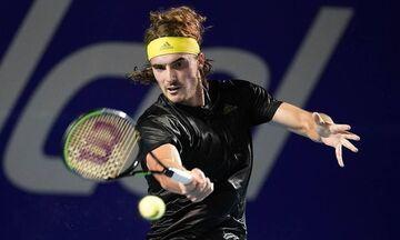 Live score Miami Open: Τσιτσιπάς –  Τζουμχούρ (19.00)