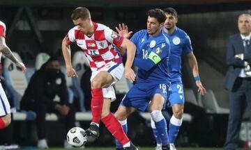 Κροατία - Κύπρος: Το 1-0 με... περιπέτεια ο Πάσαλιτς (vid)