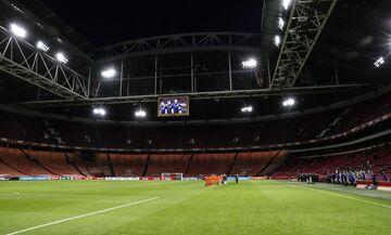 Ολλανδία - Λετονία: Με 5.000 θεατές στις εξέδρες η «Γιόχαν Κρόϊφ Αρένα» (vid) !