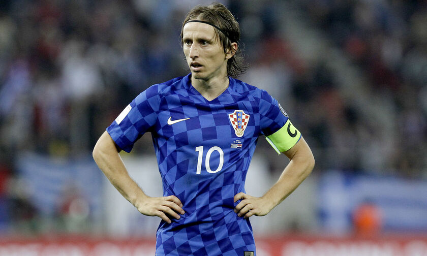 Μόντριτς: Έγινε ο πρώτος σε συμμετοχές στην εθνική Κροατίας