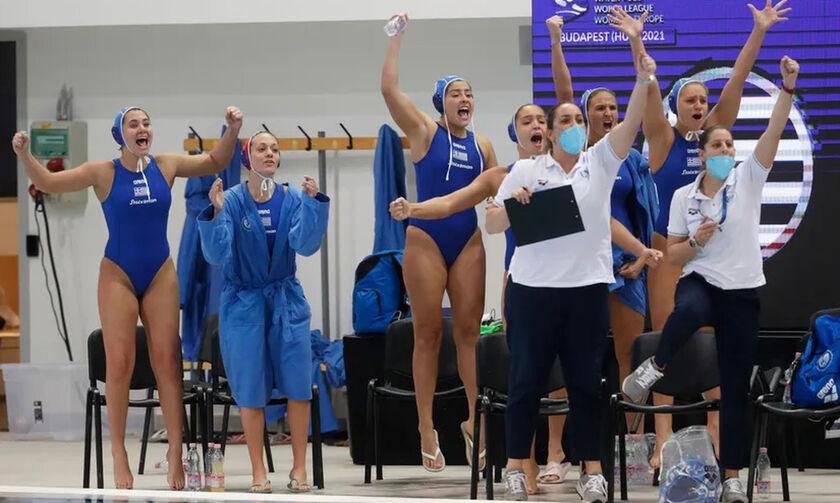 World League: Στην τελική φάση η Εθνική ομάδα των γυναικών