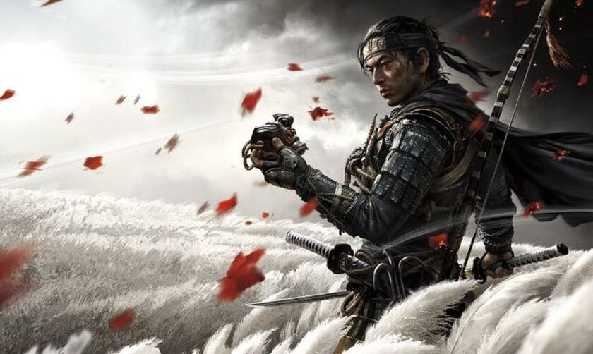 To video game «Ghost of Tsushima» γίνεται ταινία! (vid)