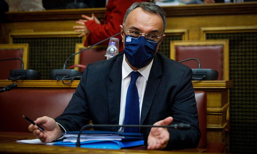 Σταϊκούρας: «Διπλή αποζημίωση για ιδιοκτήτες ακινήτων στα μέσα Απριλίου»