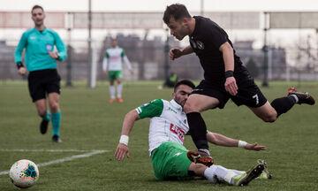Super League 2: Δόξα Δράμας - ΟΦ Ιεράπετρας: Πανέμορφο γκολ του Μαυριά για το 1-0 (vid)