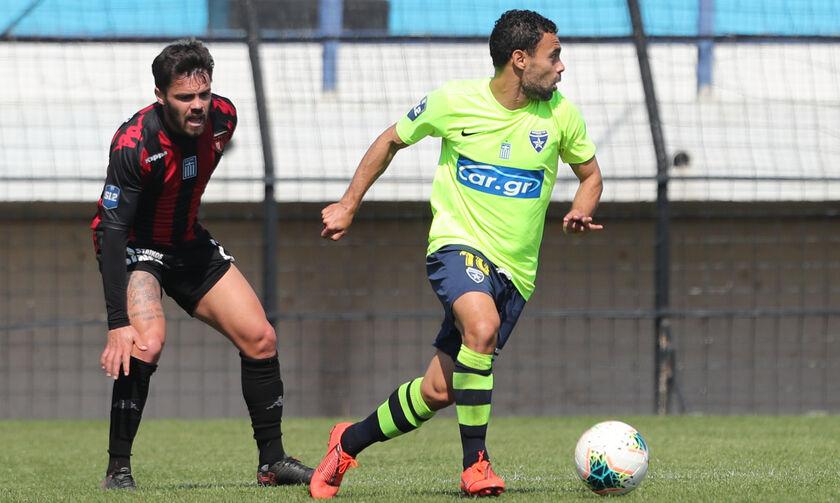 Super League 2: Πάλι στις καθυστερήσεις ο Ιωνικός - Διπλό τα Χανιά στα Τρίκαλα (highlights)