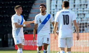 Ελλάδα - Ονδούρα 2-1: Με Φορτούνη και Παυλίδη οδηγούς! (highlights)