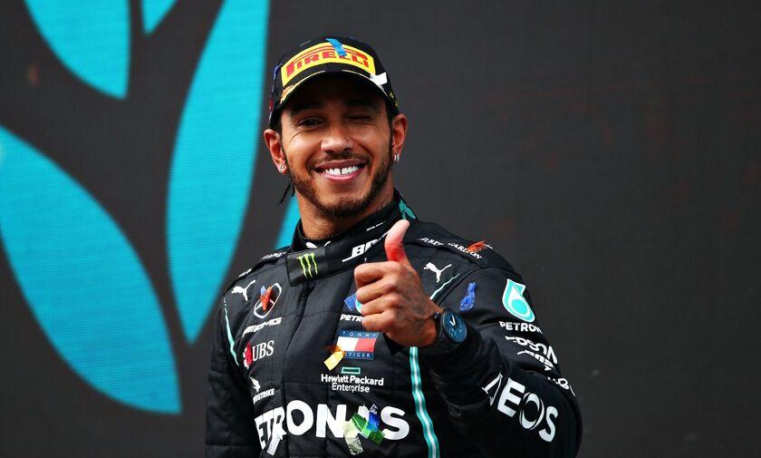 Formula 1: Ο Χάμιλτον την πρώτη νίκη της χρονιάς στο Γκραν Πρι του Μπαχρέιν