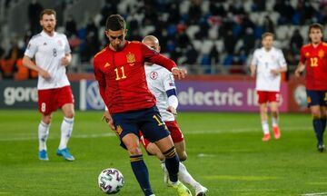 Γεωργία - Ισπανία: Ο Φεράν Τόρες έκανε το 1-1 (vid)