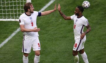 Αλβανία - Αγγλία: Ο Χάρι Κέιν έκανε το 0-1 για τα «λιοντάρια» (vid)!