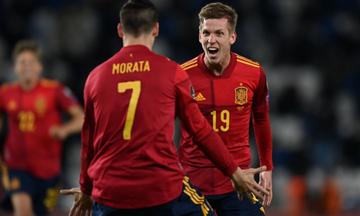 Γεωργία - Ισπανία 1-2 : Έριξε το «οχυρό» με Όλμο στο 90+2' (highlights)