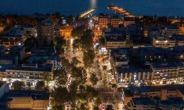 Γλυφάδα: Η ελληνική «La Rambla» είναι γεγονός (pic)