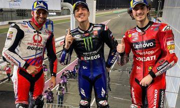 Grand Prix Κατάρ: Ο Βινιάλες άνετα την πρώτη νίκη