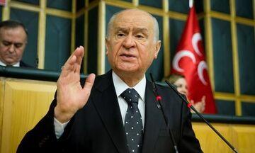 Μπαχτσελί: «Οι Έλληνες θα πληρώσουν το τίμημα για το αίμα του 1821!»