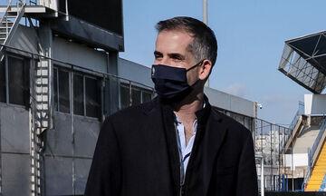 Κώστας Μπακογιάννης: «Το γήπεδο του Παναθηναϊκού είναι αναπτυξιακό έργο...»