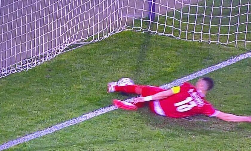 Μακέλι για το γκολ του Ρονάλντο στο Σερβία - Πορτογαλία 2-2: «Ζήτησα συγγνώμη από τον Σάντος»