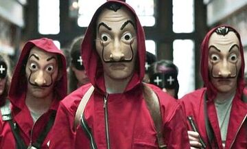«La Casa De Papel»: Πότε κάνει πρεμιέρα στο Netflix ο πέμπτος και τελευταίος κύκλος (vid)