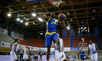 Basket League: Δεύτερη φορά MVP της αγωνιστικής ο Τζόουνς του Περιστερίου (pic)