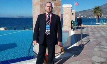 Τζούντο: Νέος πρόεδρος της ομοσπονδίας ο Μιχαηλίδης