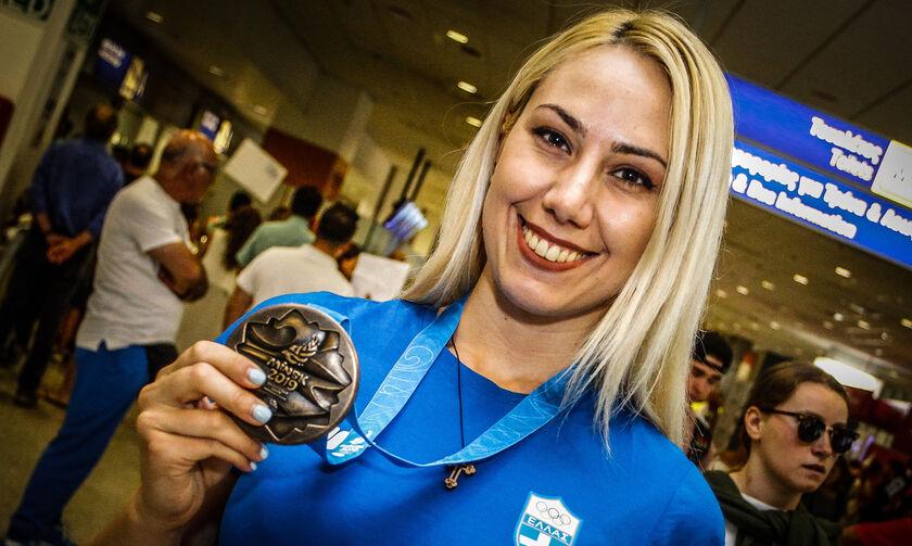 Καράτε: Ασημένιο μετάλλιο και προετοιμασία στη Σερβία η Χατζηλιάδου