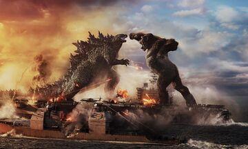 «Godzilla Vs. Kong»: Ρεκόρ ανοίγματος για την εποχή της πανδημίας! (vid)