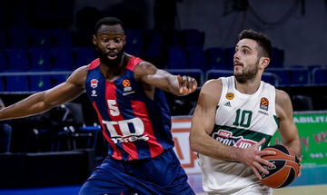 EuroLeague: Παναθηναϊκός - Μπασκόνια και άλλοι πέντε αγώνες