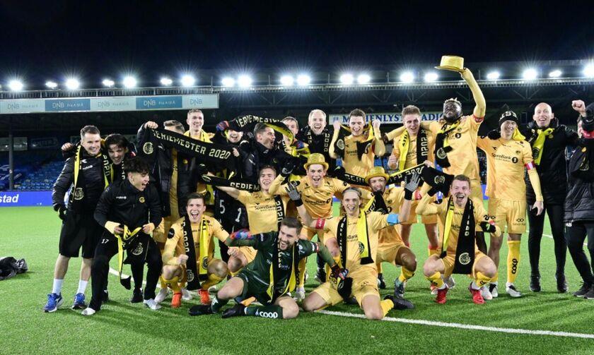 Νορβηγία: Αναβολή του πρωταθλήματος για τις 2 Μαΐου