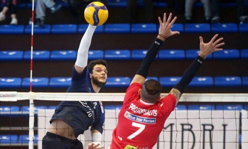 Volley League: Το πρόγραμμα της β'  φάσης των πλέι οφ - Φοίνικας - Ολυμπιακός στην πρεμιέρα