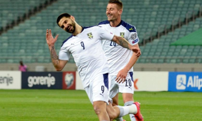 Κύπρος - Σλοβενία: Το γκολ του Πίττα για το 1-0 (vid)