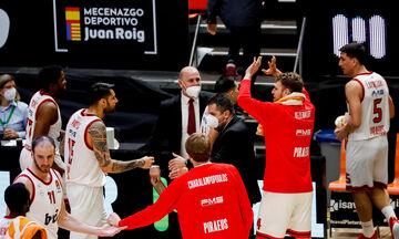 Ο καθρέφτης στην EuroLeague (32η αγωνιστική): 12ος ο Ολυμπιακός, 16ος ο ΠΑΟ! (highlights)