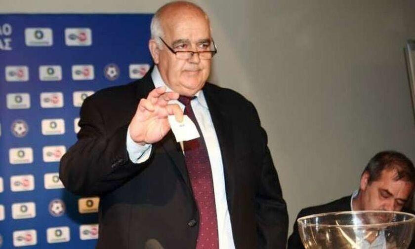 Γαβριηλίδης: «Μπορεί να έχουμε τελικό με κόσμο»