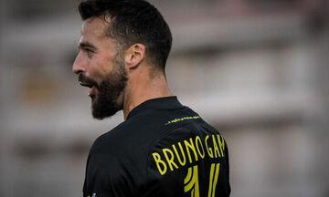 Μπρούνο Γκάμα: «Η πιο δύσκολη στιγμή ο αποκλεισμός στο Κύπελλο Ελλάδας»