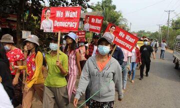 Μιανμάρ: Οι ΗΠΑ θα απομακρύνουν το μη απαραίτητο διπλωματικό προσωπικό τους