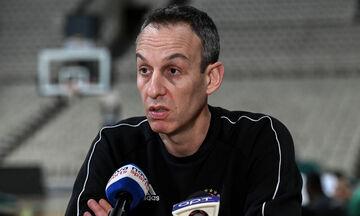 Κάτας: «Δεν θα ρισκάρουμε με Νέντοβιτς, να κάνουμε δύσκολη τη δουλειά της Αρμάνι»