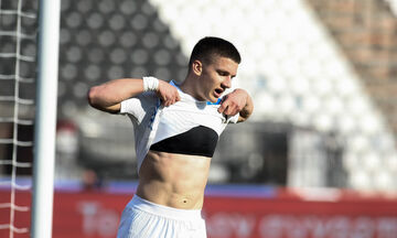 Ελλάδα – Γεωργία: Η ευκαιρία του Τζόλη για το 1-0 (vid)
