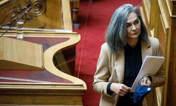 ΜεΡΑ 25: Ευχές στη Σακοράφα για την εκλογή της στην προεδρία του ΣΕΓΑΣ