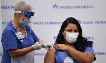 Ιταλία: Υποχρεωτικός ο εμβολιασμός σε υγειονομικούς, κυρώσεις σε όσους αρνούνται
