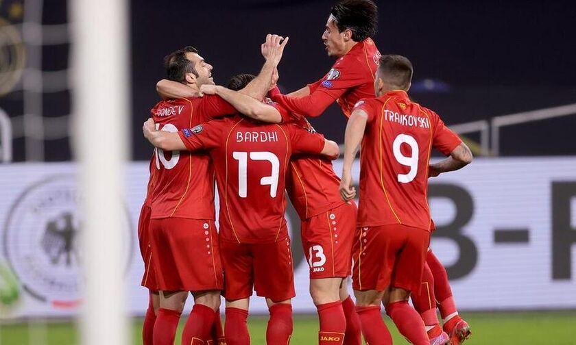 Γερμανία - Βόρεια Μακεδονία 1-2: Η απίστευτη ευκαιρία του Βέρνερ και το γκολ νίκης του Ελμάς! (vids)