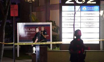 ΗΠΑ: Τέσσερις νεκροί μετά από πυροβολισμούς σε κτήριο γραφείων - Και παιδί ανάμεσα στα θύματα
