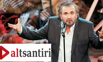 Λάκης Λαζόπουλος: Τίτλοι τέλους για το altsantiri.gr