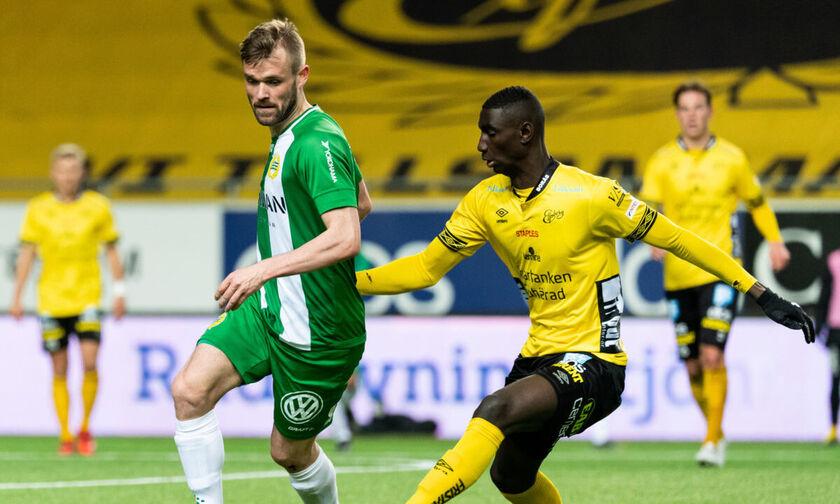 Γκολ στη Στοκχόλμη!